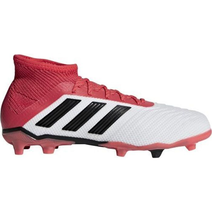 Chaussures de football junior adidas Predator 18.1 FG
