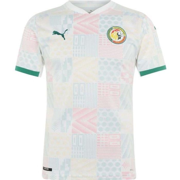 Puma Senegal Maillot Domicile Football 2020 Hommes