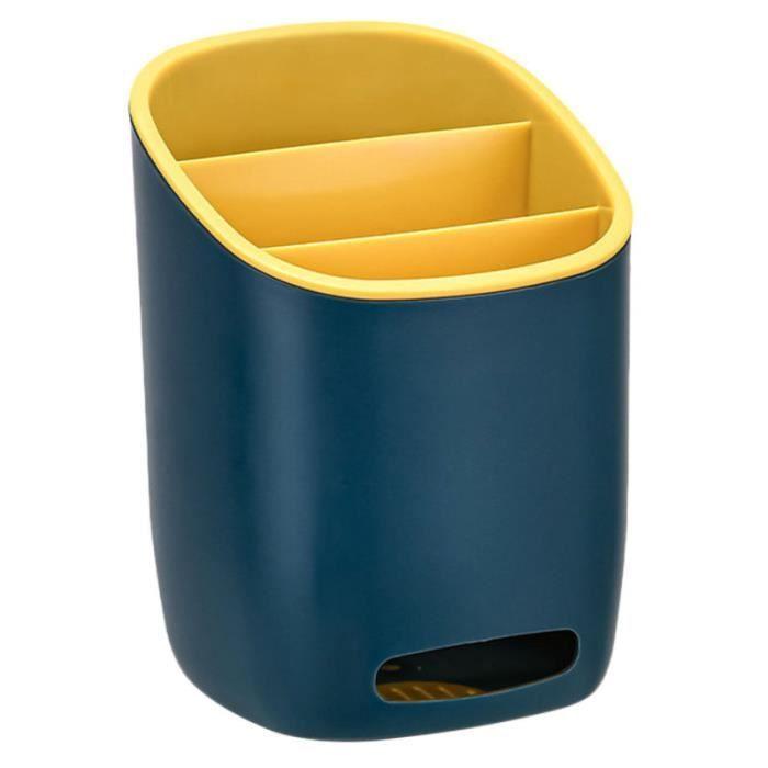 1pc vidange baguettes cage boîte de rangement multifonctionnelle ustensiles de cuisine pour BOITE DE RANGEMENT - BAC DE RANGEMENT
