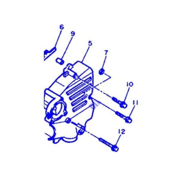 Yamaha 1UF-15467-00 Joint - Thundercat 600 96