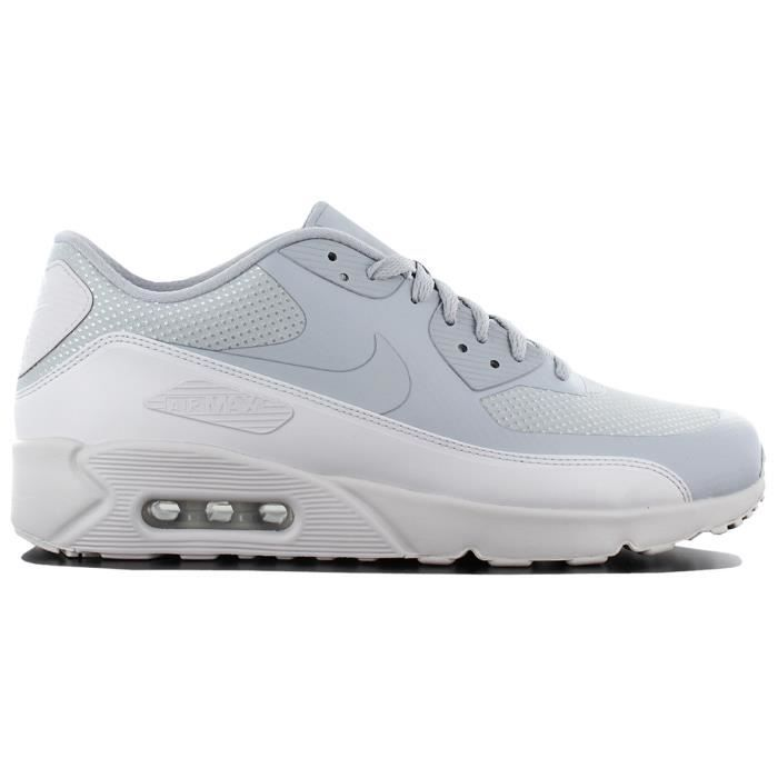 low priced 3b253 87881 Nike Air Max 90 Ultra 2.0 Essential 875695-017 Gris Chaussures Homme  Sneaker Baskets Pointure: EU 45.5 US 11.5