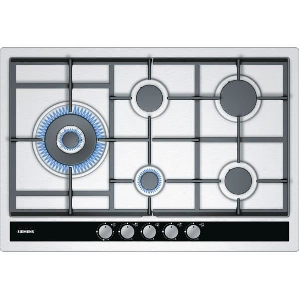 siemens ec845sb90e table gaz achat vente plaque gaz. Black Bedroom Furniture Sets. Home Design Ideas