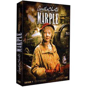 DVD SÉRIE DVD Coffret miss Marple, saison 1