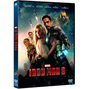 DVD FILM DVD Iron man 3 - Marvel