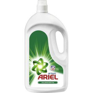 LESSIVE Ariel Actilift régulier liquide détergent 55 charg