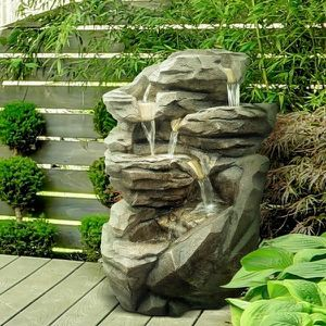 Fontaine d 39 ext rieur zen achat vente fontaine d for Fontaine zen exterieur