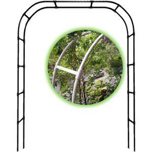 Arche De Jardin M/étal Arc De Mariage Arche A Rose Arche A Plante pour Diverses Plantes descalade Mariage Jardin Tonnelle D/écoration De F/ête Tonnelle