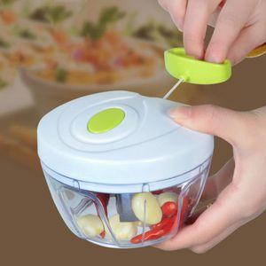 BOL A PREPARATION  Manuel légumes chopper salade maker trancheuse pou