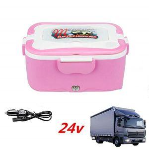 PLAQUE ÉLECTRIQUE  Boîte Chauffante Lunch Box Chauffante Électrique 2