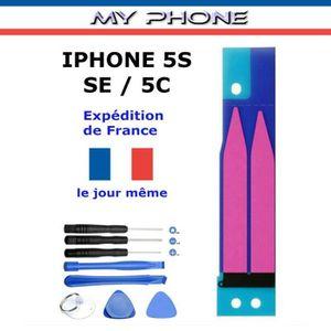 PIÈCE TÉLÉPHONE ***Autocollant Sticker Adhésif Colle Batterie IPHO