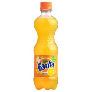 Soda - Thé glacé Fanta Orange 50cl (pack de 24)