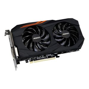 CARTE GRAPHIQUE INTERNE Gigabyte AORUS Radeon RX570 4G Carte graphique Rad
