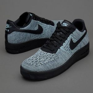 attractive price quite nice shades of Nike AF1 Ultra Flyknit Low Glacier Bleu Hommes Classique Air ...