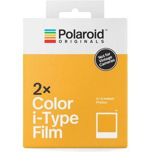 PELLICULE PHOTO POLAROID ORIGINALS 4836 Film i-Type Couleur Double