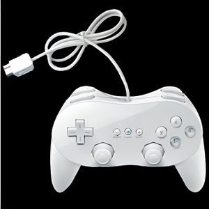 MANETTE JEUX VIDÉO Manette Classique Contrôleur Pour Nintendo Wii