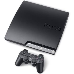 CONSOLE PS3 Pack ps3 slim 320go+black ops 2