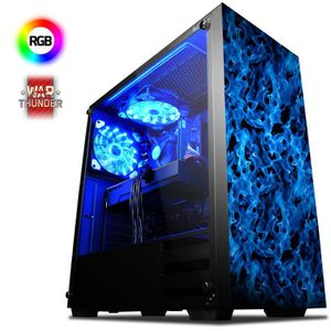 UNITÉ CENTRALE  VIBOX Killstreak RL960-123 PC Gamer Ordinateur ave