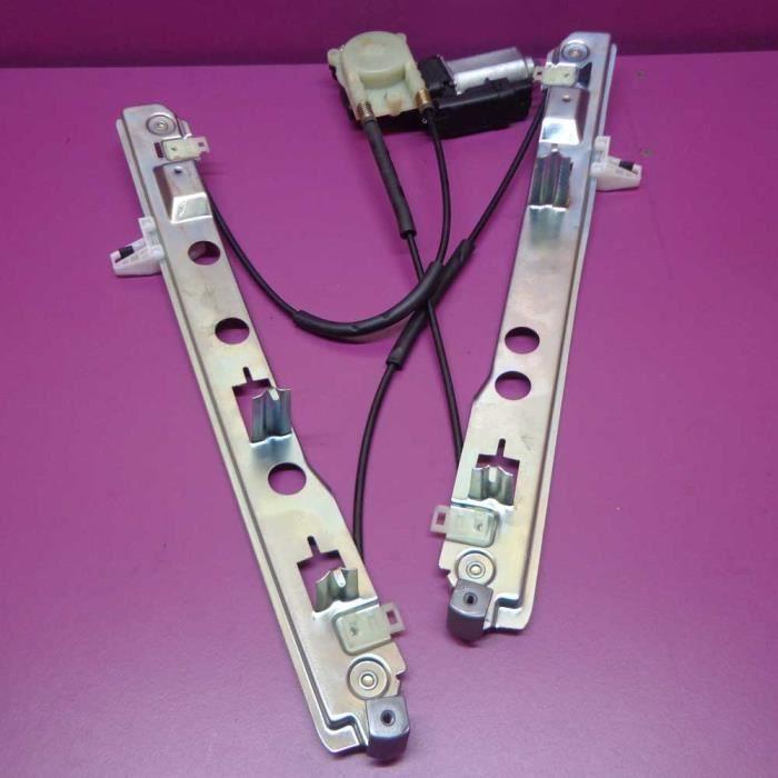 Lève-vitre électrique option confort avant gauche,Renault Megane II 5P 10/02 à 10/08