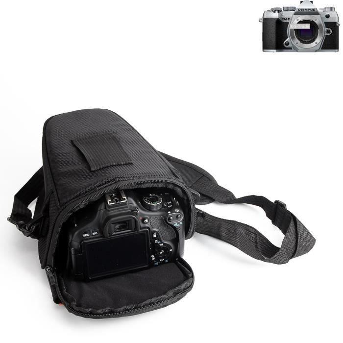 Housse protection pour Olympus OM-D E-M5 Mark III Sacoche anti-choc caméra appareil photo étanche imperméable de pluie