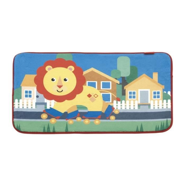 FISHER PRICE Tapis de Sol Lion Pour enfant - 45x75 cm