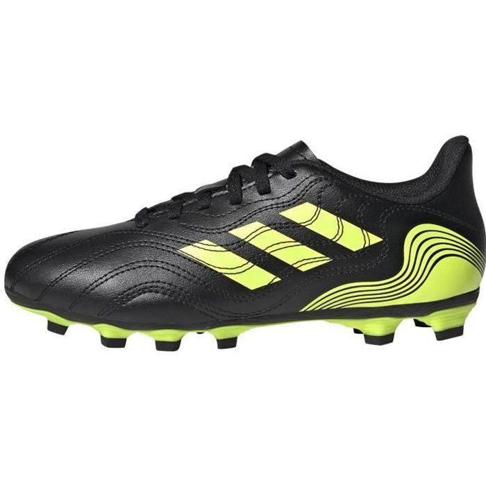 Chaussures Adidas Copa Sense.4 Fg noir / jaune enfant