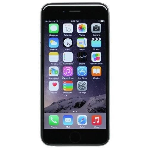 apple iphone 6 16gb reconditionn a neuf gris sid ral. Black Bedroom Furniture Sets. Home Design Ideas