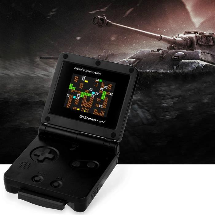 PIÈCE DÉTACHÉE CONSOLE GB Station Mini Console de jeu vidéo portable à ma