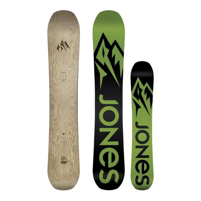 planche de snowboard jones flagship 164 prix pas cher. Black Bedroom Furniture Sets. Home Design Ideas
