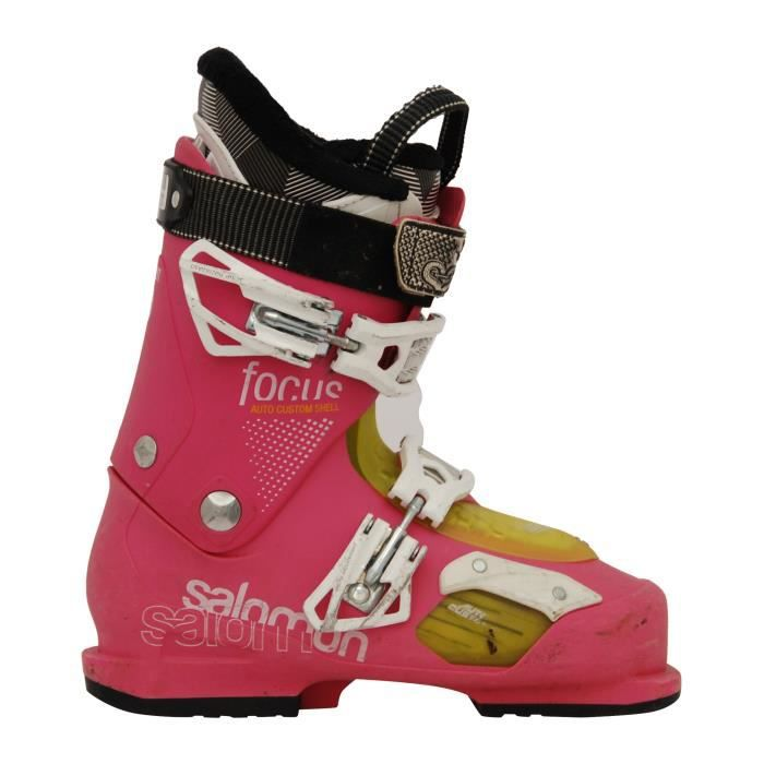 CHAUSSURES DE SKI Chaussure de ski Salomon focus rose