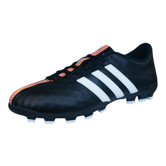 faba05cec8a7f adidas Ace 15.1 SG Leather Promo Hommes Chaussures de football Orange 9.5