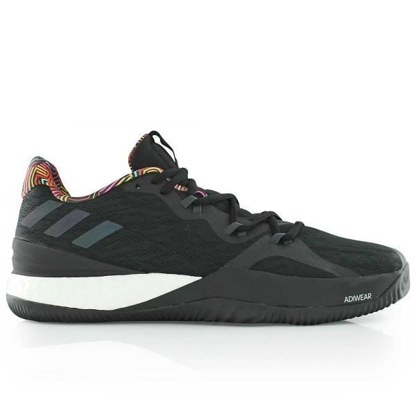 the latest 173fd 8e226 Chaussure de Basketball adidas Crazy Light Boost 2 Low Noir pour Homme