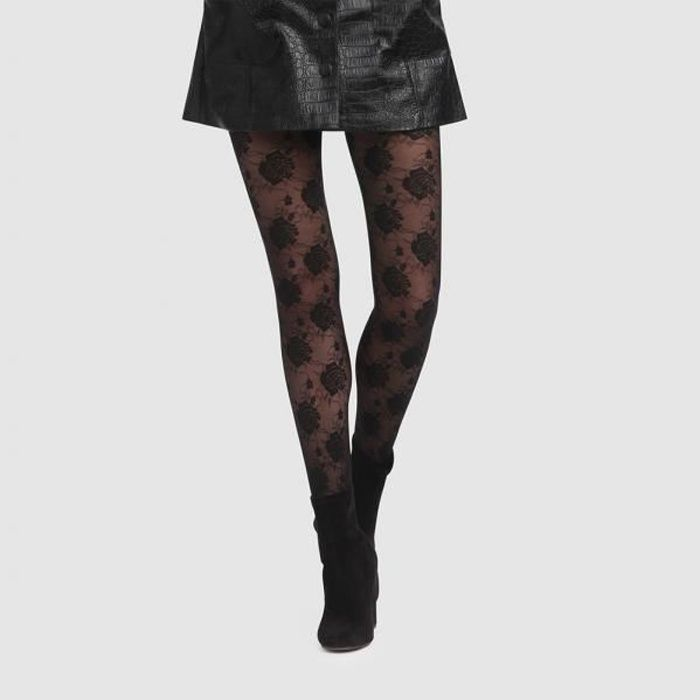 Dim COLLANT STYLE ROSE COUTURE Femme