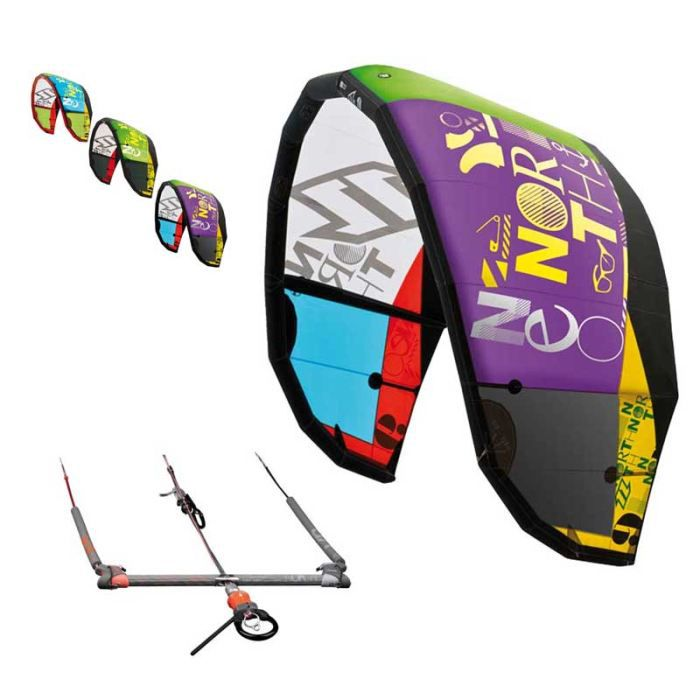 ailes de kitesurf barres aile kite 9 0 nort achat vente ailes de kitesurf barres. Black Bedroom Furniture Sets. Home Design Ideas