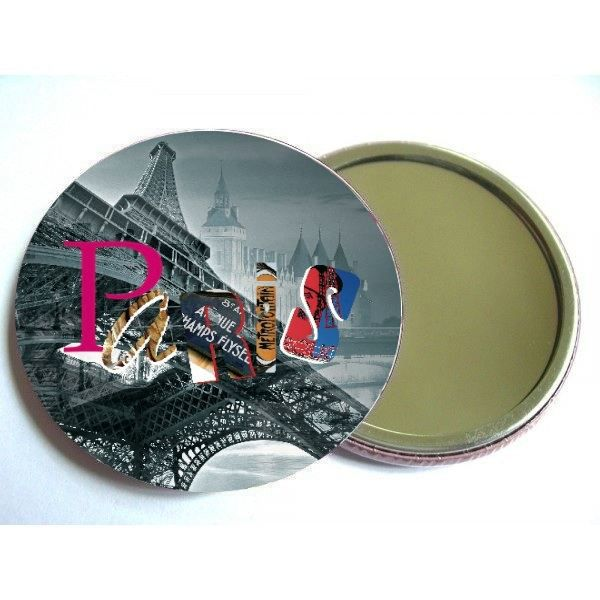 Miroir de poche cities paris achat vente miroir de for Miroir venitien paris