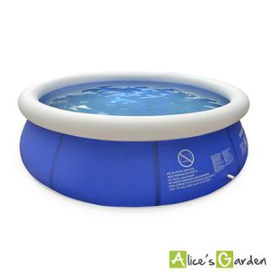 Piscine autoportante gonflable achat vente piscine for Achat piscine autoportante