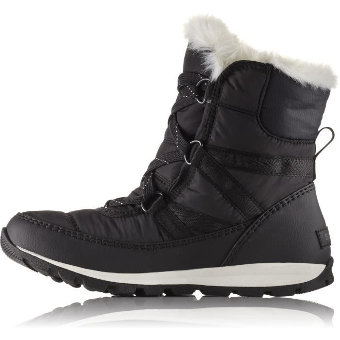 Sorel Whitney Short Lace Womens Boots