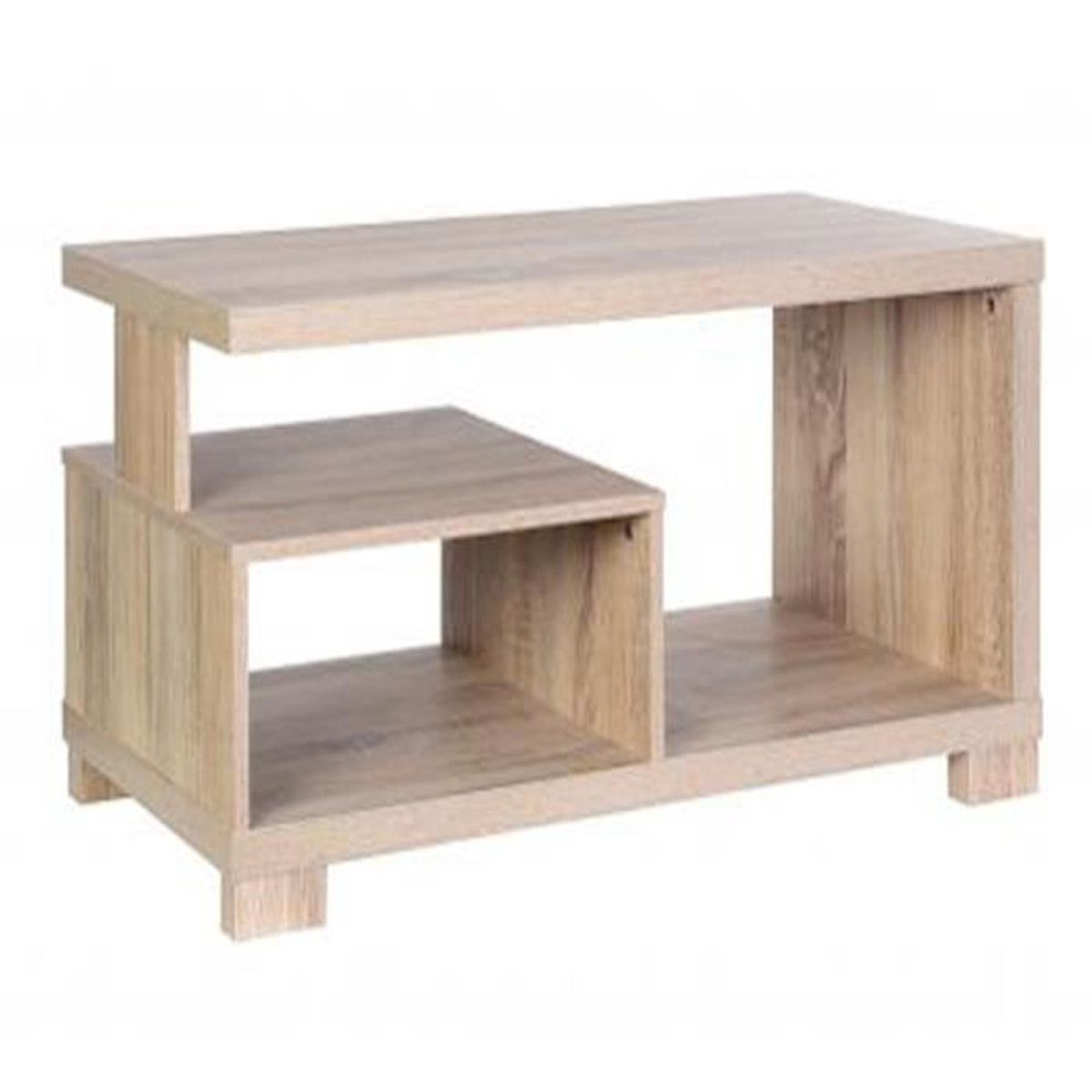 Table Basse Luca Coloris Ch Ne Naturel Dimensions L 80