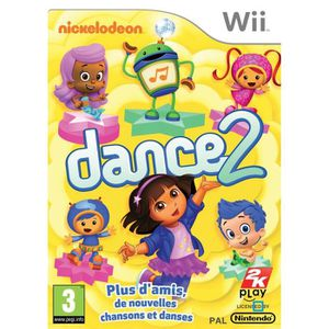JEUX WII NICKELODEON DANCE 2 / Jeu console WII
