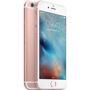 SMARTPHONE iPhone 6s 32 Go Or Rose Reconditionné - Etat Corre
