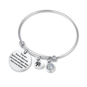 Chrysalis Bracelet bonne fortune collection octobre Or Rose