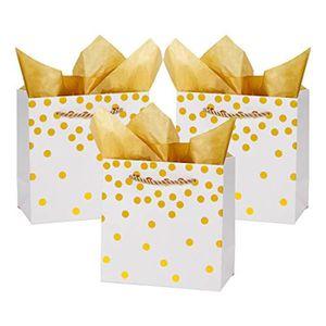 Feuille de brillants Designer anniversaire Arc en Ciel Voeux Papier Cadeau Papier Cadeau