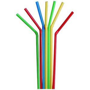 DOCTEUR - VÉTÉRINAIRE Docteur 10131 couleur Flexi-Straws Ensemble de 100