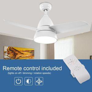 VENTILATEUR DE PLAFOND BELLE TECH Ventilateur de plafond à 3 lames, 36