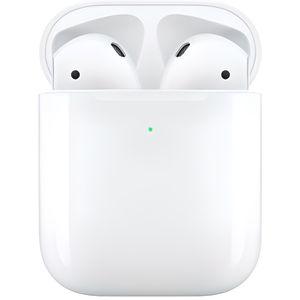 OREILLETTE BLUETOOTH Apple Airpods 2 avec boîtier de charge sans fil Oc