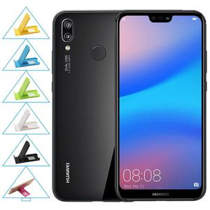 SMARTPHONE Noir Huawei P20 Lite 64GB RAM 4G occasion débloqué