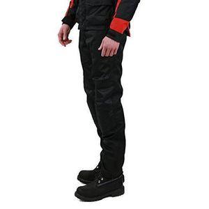 VETEMENT BAS NERVE 1511070404_04 Easy Going Pantalon de Moto, N