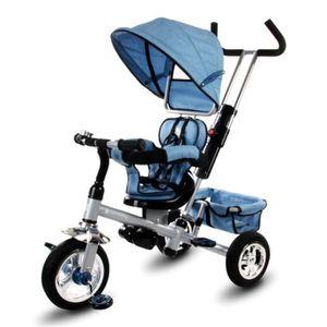 TRICYCLE HAWK | Tricycyle évolutif - fonctionnel vélo bébé/