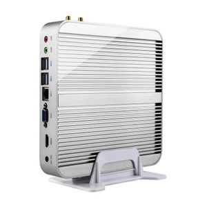 UNITÉ CENTRALE  SNWELL S1 4G RAM 128G SSD Mini PC Fanless Micro Or