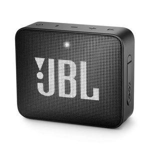 ENCEINTE NOMADE JBL GO 2 Noir Mini Enceinte Bluetooth IPX7 Etanche