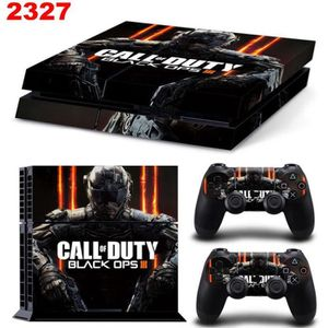 STICKER - SKIN CONSOLE Ops 3 New Vinyl Skins Autocollant pour Sony PS4 Pl